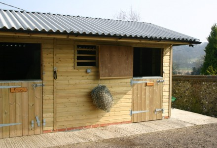 Timber Horse Stables For Sale Wooden Stable Block
