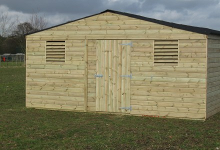 Brooder Huts Broadfield Stables